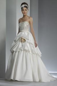 ウェディングドレス W9210