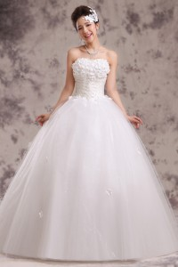 ウェディングドレス _二次会ドレス W1385