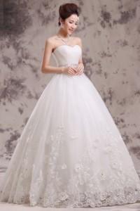 ウェディングドレス _二次会ドレス W1387