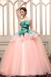 ウェディングドレス  カラードレス C5001