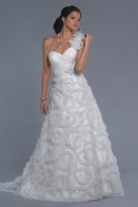 ウェディングドレス W9100