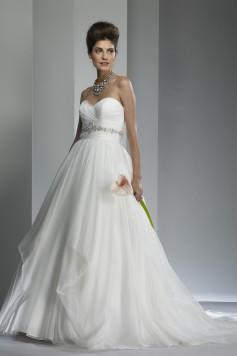 ウェディングドレス W9205