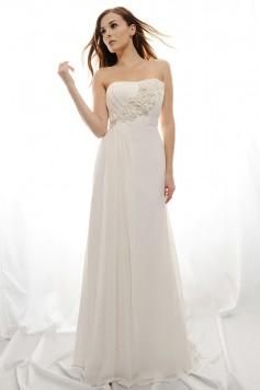 ウェディングドレス_二次会ドレス W7123
