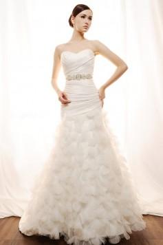 ウェディングドレス _二次会ドレス W7152