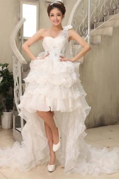 ウェディングドレス _二次会ドレス W1389