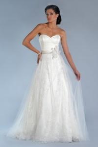 ウェディングドレス W9113