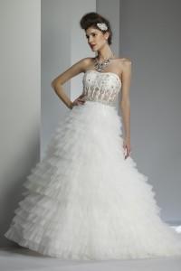 ウェディングドレス W9202