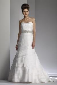 ウェディングドレス W9204