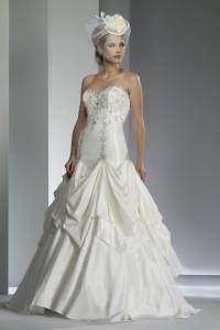 ウェディングドレス W9208