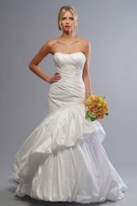 ウェディングドレス W9007