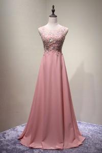 演奏会ドレスやステージドレスに人気 ロングドレス_スレンダー_チュール C5107