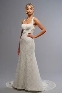 ウェディングドレス W9009