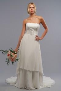 ウェディングドレス W9011