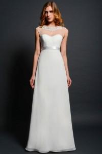 ウェディングドレス _二次会ドレス W7162