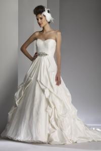 ウェディングドレス W9207