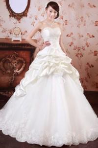 ウェディングドレス _二次会ドレス W1292