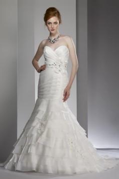 ウェディングドレス W9604