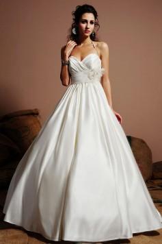 ウェディングドレス_二次会ドレス W7145