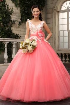 ウェディングドレス  カラードレス C5009