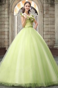 ウェディングドレス  カラードレス C5010